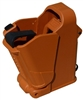 Maglula UP60B Loader and Unloader UpLULA Universal 9mm-45ACP Orange Brown