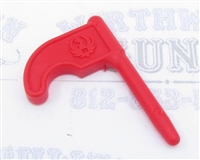 Ruger Chamber Flag RED