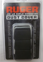 Ruger 90403 Magazine DUST Covers 3-Pak