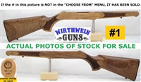 Factory Ruger 10/22  French Walnut Stock Model 21196 TALO Classic VII