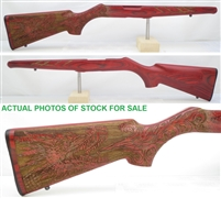 Factory Ruger 10/22 TALO DRAGON Laminated Wood Stock