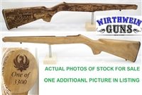 Factory Ruger 10/22 TALO American Eagle 21199 WALNUT Altamont Rifle stock, Standard Barrel