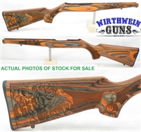 Factory Ruger 10/22 TALO TIGER Laminated Wood Stock