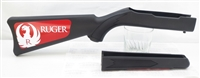 Factory Ruger 10/22 Black Plastic TAKEDOWN Stock
