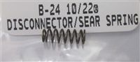 Ruger Disconnector - sear Spring for 10/22 and Charger B-24