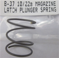 Ruger Magazine Latch Plunger Spring for 10/22 and Charger B-37