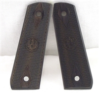Factory Ruger 22/45 Mark 3 Laminate Wood Grips 10158