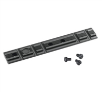 Ruger Black Weaver Rail for ALL Mark Pistols and Tac-Sol Pac-Lite 90224