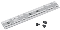 Ruger Silver Weaver Rail for ALL Mark Pistols and Tac-Sol Pac-Lite 90224