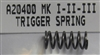 Factory Ruger Trigger Return Spring Plunger for Mark 1 2 3 4 Pistols