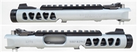 Ruger NEW Take Off Diamond Gray Anodized LITE Upper with Rail and Sights