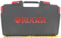 "Factory Ruger Mark LARGE Pistol Case 10"" Barrel Max."