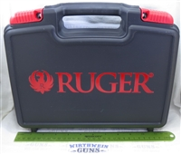 "Factory Ruger Mark Small Pistol Case 5.5"" Barrel Max."