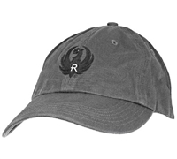 Ruger Charcoal Gray Cotton Cap