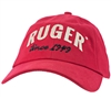 "Ruger Red ""49"" Cotton Cap"