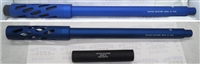 Tactical Solutions Matte Blue SBX Barrel for Ruger 10/22