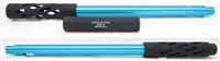 TacSol Turquoise & Black SBX Barrel for Ruger 10/22