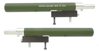 "TacSol Tactical Solutions Takedown Charger 9"" Bull Barrel (SBR for 10/22) Matte OD Green"
