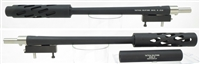 Tactical Solutions Matte Black SBX Barrel for Ruger 10/22 Takedown