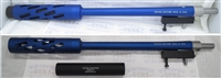 Tactical Solutions Matte Blue SBX Barrel for Ruger 10/22 Takedown