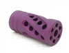 "TacSol Tactical Solutions PERFORMANCE SERIES X-Ring .920"" Compensator MATTE PURPLE"