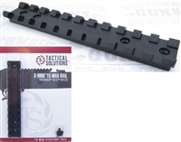 Tactical Solutions 10/22 15MOA Picatinny Rail 1022SR-15MOA