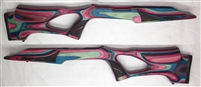 Tactical Solutions Vantage Stock for Ruger 10/22 Multi Color