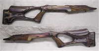 Tactical Solutions Vantage Stock for Ruger 10/22 Purple Gray