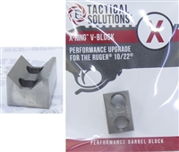 Tactical Solutions 10/22 Stainless V-Block XRACC-VB