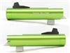 "Tactical Solutions 4"" Trail-Lite Non-Fluted Laser Green Threaded 1/2"" x 28"