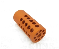 Tactical Solutions 1/2x28 Trail-Lite Compensator Matte Orange