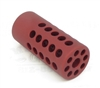 TacSol Tactical Solutions 1/2x28 Trail-Lite Browning Buck Mark Compensator Matte Red