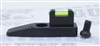 Tactical Solutions Pac-Lite Green HIGH Fiber Optic Front Sight FOFS-H-GRN