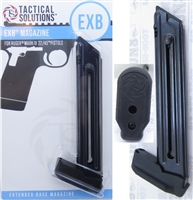 Tactical Solutions 10 rnd Slam Mag for Mark 2 3 4 22/45 Pistols PL-MKIV-MAG 90599