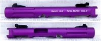 "Tactical Solutions Mark IV Pac-Lite 4.5"" Fluted Matte Purple"