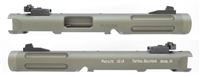 "Tactical Solutions Mark IV Pac-Lite 4.5"" Fluted Matte OD Green"