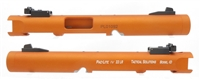 "Tactical Solutions Mark IV Pac-Lite 4.5"" NON-Fluted Matte Orange 1/2x28 threads"