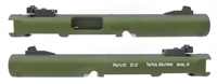 "Tactical Solutions Mark IV Pac-Lite 4.5"" NON-Fluted Matte OD Green"