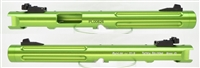 "Tactical Solutions Mark IV Pac-Lite 6"" Fluted Laser Green 1/2x28 threads"