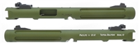"Tactical Solutions Mark IV Pac-Lite 6"" Fluted Matte OD Green"
