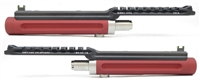 "TacSol Tactical Solutions Ridge-Lite Matte Red Barrel for S&W Victory 1/2""x28 Threads"