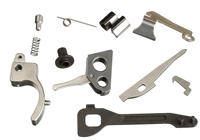 Volquartsen Pistol Competition Kit for Ruger Mark 1, 2, 3 Stainless Trigger VC2PCK-S-ST