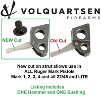 Volquartsen Hammer and Bushing for Ruger Mark 1, 2, 3, 4 and ALL 22/45 and LITE