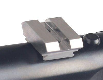 Volquartsen Dovetail Picatinny Rail Mount for ALL Ruger Mark 1 2 3 4 VC3DM-S