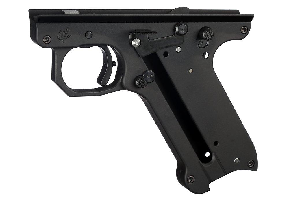 e2ce6da5e369 Volquartsen Ruger MK3 Aluminum Target Frame Black Larger Photo ...