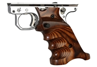 Volquartsen MK3 Brown Laminated Wood Pistol Right Hand Grips