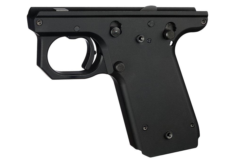 Volquartsen Ruger MK3 Aluminum 1911 Style (22/45) Frame Black