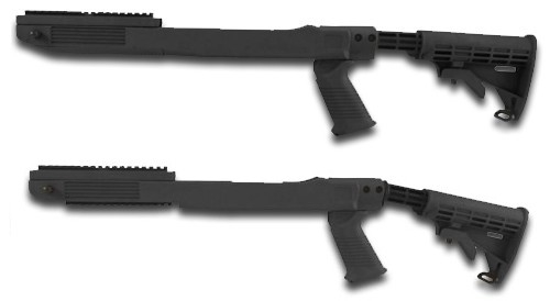 Tapco Intrafuse Stock For Ruger 10 22 Rifle 16751 Stk63160b
