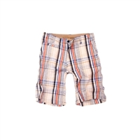 Stripe Bermuda Shorts