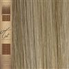 A-List Flat Tip, Pre Bonded Remy Human Hair Extensions Colour 16/SB